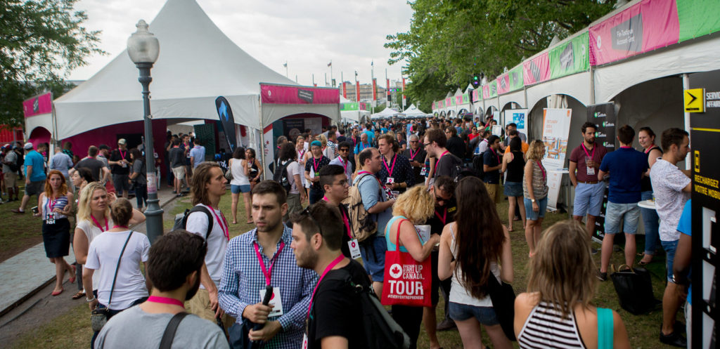 My first experience at Startupfest by: Janice Taylor