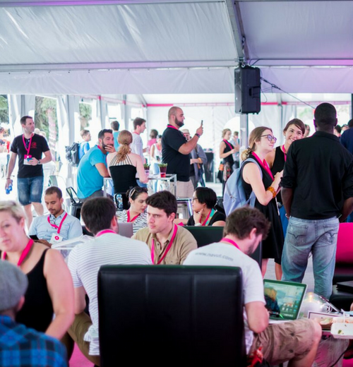Braindates Learn from People Around You at Startupfest